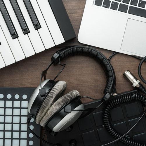 Les produits musicaux